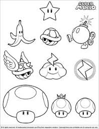 printable luigi coloring pages kids cool2bkids video game