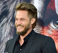 travis fimmel haircut travis fimmel doesn t give a s t about his own hunky ness
