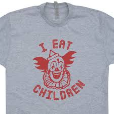 Funny Halloween Tee Shirts by Pennywise The Clown Shirt Funny Halloween Shirt Stephen King Shirt