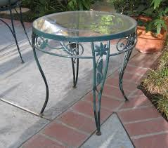 wrought iron table and chairs wrought iron garden table and