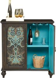 Turquoise Cabinet Eric Church Highway To Home Heartland Falls Brown 36 In Bar