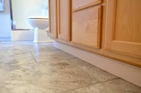 easy update to bathroom floors simply darr ling