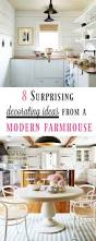 before and after modern farmhouse interior design makeover