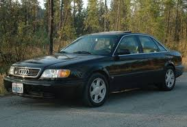 audi 1995 s6 1995 5 audi s6 6 speed for sale on bat auctions sold for 6 500