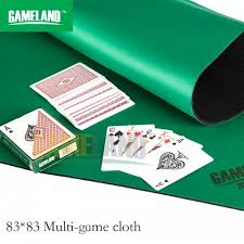 felt bridge table covers game poker table cloth 83 83cm 1 3kg high quality rubber cloth