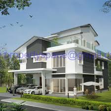 house with floor plans modern bungalow house design malaysia contemporary bungalow house