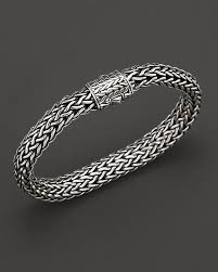 mens silver jewelry bracelet images John hardy men 39 s sterling silver large chain bracelet jpg
