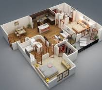 75 square meters to feet 3 distinctly themed apartments under 800 square feet 75 square