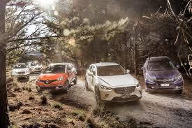 Car Interior Noise Comparison Small Suv Comparison Review Holden Trax V Honda Hr V V Mazda Cx