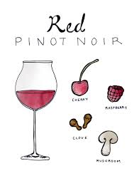 cartoon white wine how one red grape can make red rosé and white wine