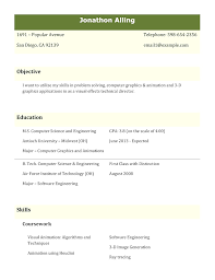 professional resumes format top best resume format for be freshers types resumes formats