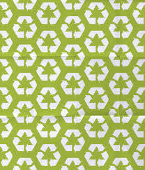 recyclable wrapping paper recycle at designboom