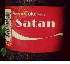 Share A Coke Meme - share a coke with satan meme on me me