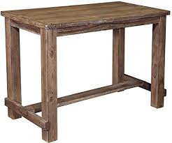 amazon com ashley furniture signature design pinnadel pub