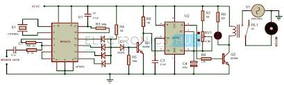 mobile controlled home appliances without microcontroller home