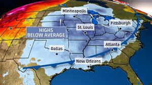 Eastern Us Map Early Taste Of Fall For Eastern U S The Weather Channel