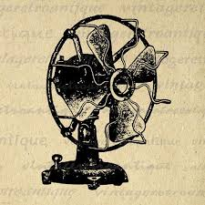 old fashioned electric fan digital image old fashioned electric fan by vintageretroantique