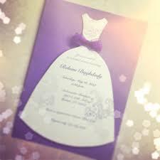 Creative Ideas For Wedding Invitation Cards Bridal Shower Invitation Ideas Plumegiant Com