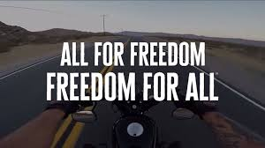 harley davidson u0027s new campaign spotlights freedom by motorcycle