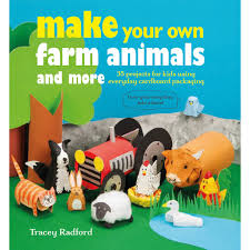 make your own farm animals and more by tracey radford makeetc com