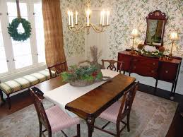 designing domesticity christmas formal dining room
