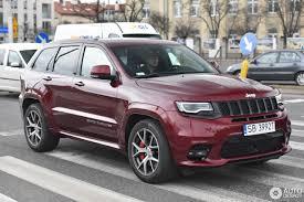 stanced jeep srt8 jeep grand cherokee srt 8 2017 11 march 2017 autogespot
