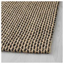 Round Natural Rug by Sattrup Rug Flatwoven Ikea