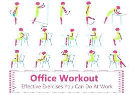 Office Desk Exercise Workout At Desks Exercise Prone Walkout Workout Desks Netup Me