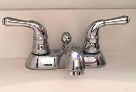 moen bathroom sink faucets two handle bathroom faucet in brushed