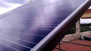 solar for home in india installation of 2kw solar home lighting system at maharastra india