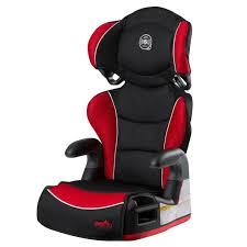 kid car evenflo big kid amp high back booster car seat heatwave babies