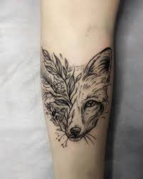 1000 ideas about fox tattoos on pinterest fox tattoo design inside