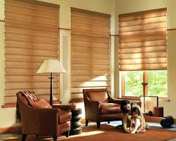 Images Of Roman Shades - window blinds rattan window blinds caramel simple weave bamboo