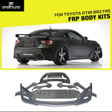 toyota auto car aliexpress com buy car style frp auto car body styling kit body