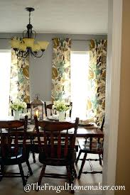 dining room curtains photos best for pictures gorgeous home design