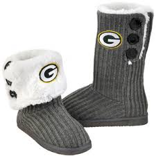 ugg sale the bay green bay packers leg warmers in green white and gold