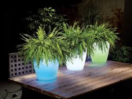 flower pot solar light add some twinkle to your summer nights toronto star