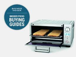 Breville Toaster Oven 650xl The Best Toaster Ovens You Can Buy Business Insider