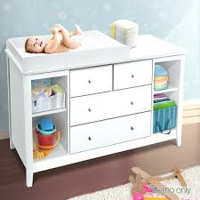 White Baby Change Table Change Table Chest Of Drawers White Baby Changer 7 Free Brand New