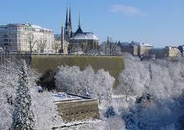 luxembourg city christmas u0026 winter luxembourg city travel video
