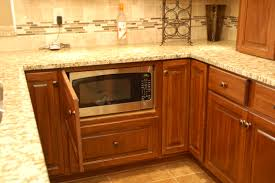 basement wet bar remodel hidden microwave powell oh www