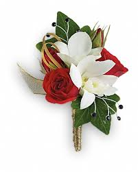 Corsages And Boutonnieres For Prom Prom And Dance Flowers Corsages Boutonnieres And More
