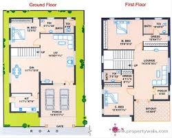 4 west facing house plan as per vastu images bedroom floor