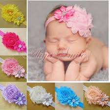 baby hair accessories 10pcs kid girl baby toddler infant flower headband hair bow band