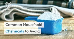 Toxicity Of Household Products by The Most Common Hazardous Household Chemicals