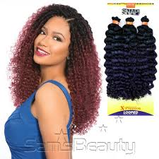 crochet braid hair sensationnel synthetic hair crochet braids collection 3x