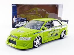fast and furious evo mitsubishi lancer evo vii brian fast and furious little bolide
