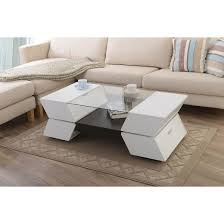 sofa table lucas modern sofa table homes inside out target