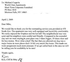 housing letter of recommendation image collections letter