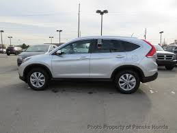 2014 Honda Cr V Ex Interior 2014 Used Honda Cr V Awd 5dr Ex L At Penske Chevrolet Serving